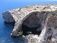 Blue Grotto (Malta) - Wikipedia, the free encyclopedia
