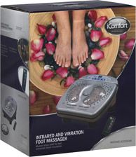 iComfort Infrared and Vibration Foot Massager | $139.99