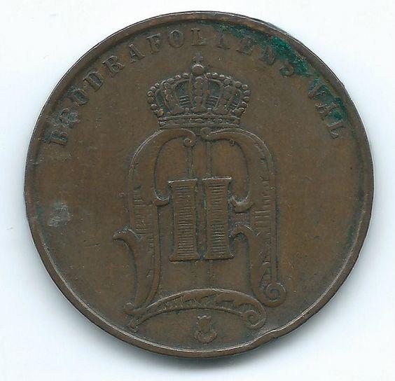 COIN MONEY Sweden 1896 5 Ore Oscar II Bronze  https://ajunkeeshoppe.blogspot.com/  1.0PriorityP727B413009IMG2261,2262