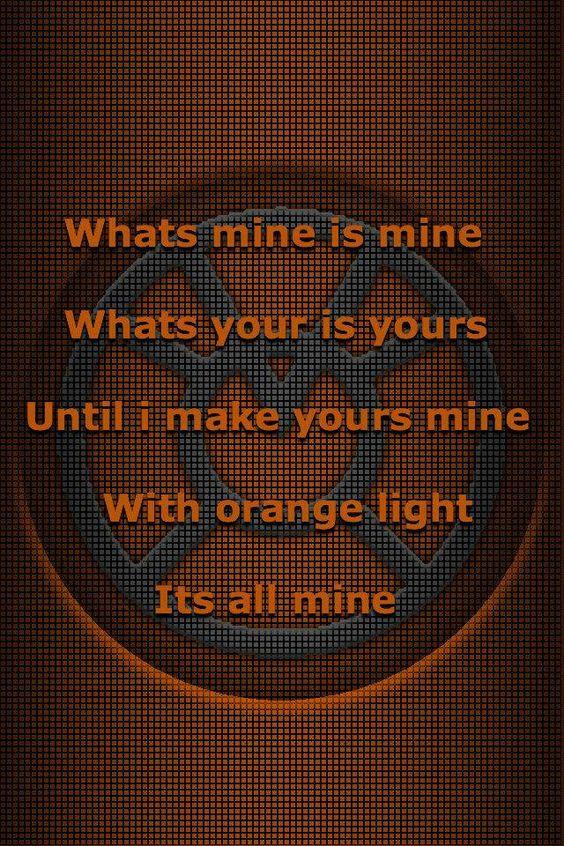 Orange Lantern corps oath | Geekdom! | Pinterest | Orange ... Red Lantern Ring Oath