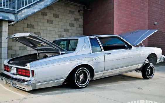 1986 Chevrolet Caprice - Lowrider Magazine Photo 03