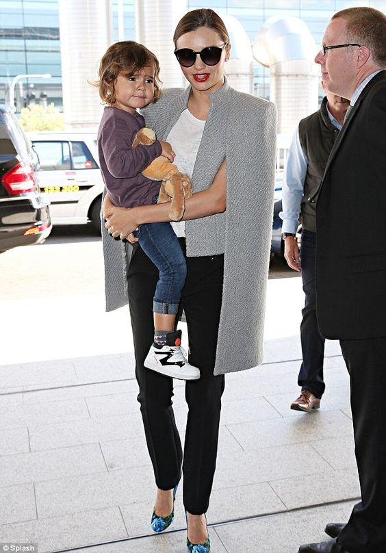 Miranda Kerr#Sass & Bide#2014#Sydney Airport