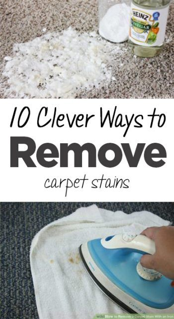 Carpet stains, get rid of carpet stains, clean carpets, popular pin, home improvement, clean home, clean carpets, carpeting, DIY cleaning, cleaning hacks.