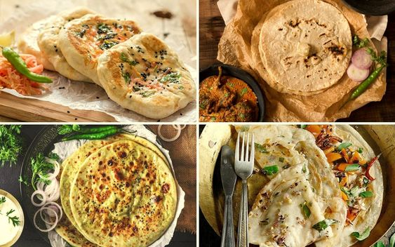 Indian flat breads and puffed breads are famous all over the world like Roti naan kulchas chapathi poori and they are also flavoured with different vegetables. Pair them with sabzi gravy curries kadhi dal and many more. And here we bring you Seven different kinds of Indian breads that you must know and make it in your kitchen.   http://ift.tt/2czsXxu #Vegetarian #Recipes