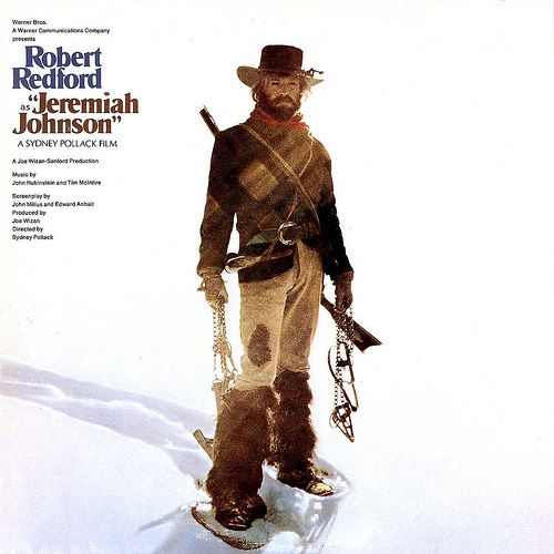Jeremiah Johnson -- Redford is perfect in it, and the cinematography and music are brilliant.