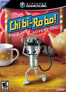Chibi-Robo! One of the most random games I've played !