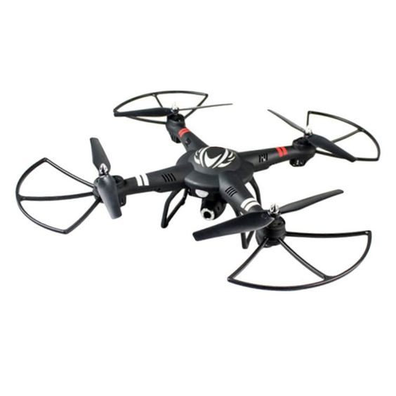 312303QA-2.4G 4CH 6 Axis 5.8GHZ FPV RC Quadcopter RTF One Aixs Gimbal Drone with 2MP Camera