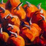 pumpkin original paintings art for sale   Daily Painters Art Gallery, Page 2