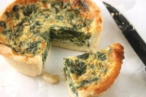 Tarta cu spanac - Culinar.ro
