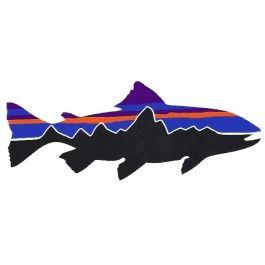 Patagonia fishing logo. | Clothes | Pinterest | Logos ...