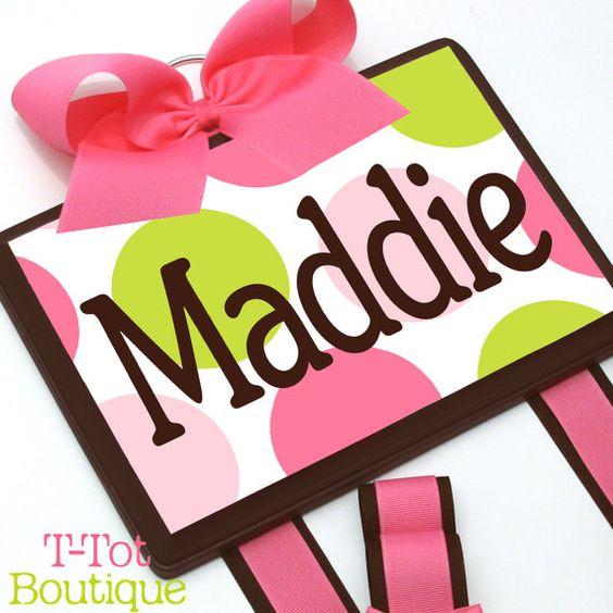 NEW DESIGN  Custom Handpainted Boutique Children's by TTotBoutique, $34.95