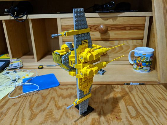 Bricks: Ninja_Bait's Build Blog, by ninja_bait