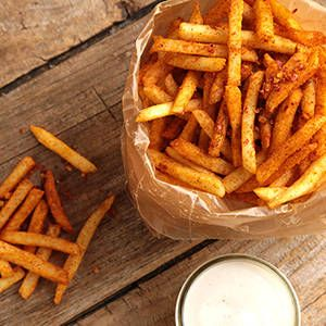 Recipes | Rachael Ray Show. Hot Fire Fries
