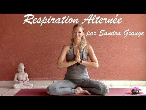 Nadi Shodhana Pranayama Ou Respiration Alternee 3 Etre Soi Youtube Professeur De Yoga Respiration Technique De Respiration