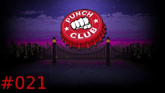 [#021] Punch Club (PC) Gameplay by Taronia Gamenstein