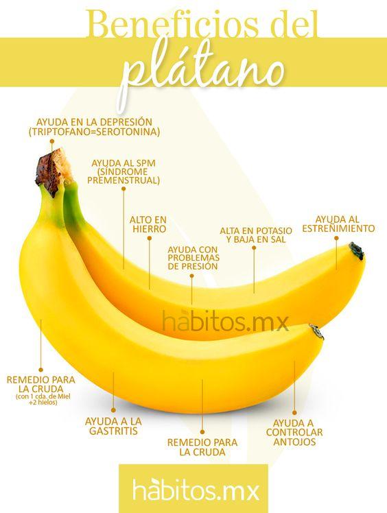Hábitos Health Coaching   ¡El delicioso plátano y sus beneficios!