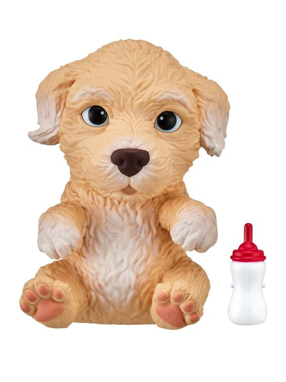 Little Live Pets Omg Pets Poodles In One Colour Little Live Pets Cute Little Puppies Poodle