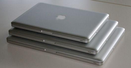 MacBook Pros environmentally friendly laptop