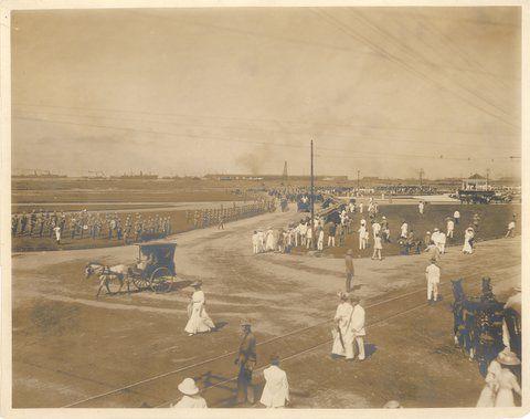 Luneta, Manila 1900
