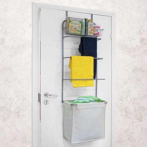 Tatkraft Solver Over Door Laundry Rack Space Saver Unit W Https