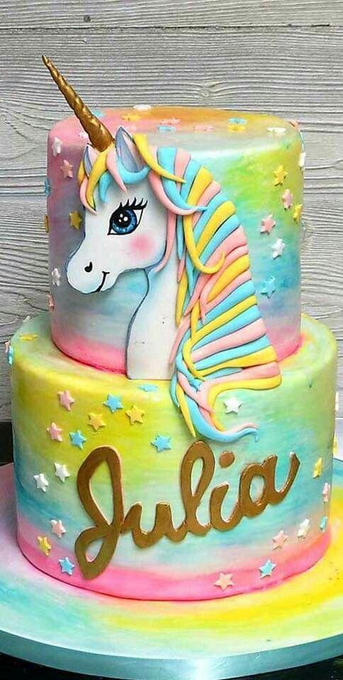 Pin By Seetha On Recipes Unicorn Birthday Cake Unicorn Birthday Party Cake 8th Birthday Cake