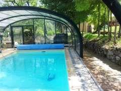 Ferienhaus saint cyprien: Ferienhaus mit beheiztem und überdachtem Pool
