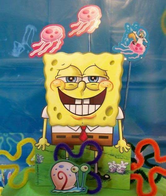 Gambar Kartun Spongebob Mata Merah Di 2020 Kartun Seni Spongebob