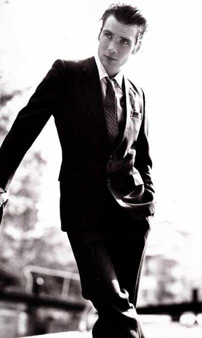 Cillian Murphy in a suit