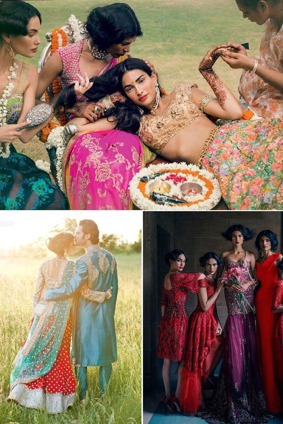 Ideas para una boda inspirada en La India