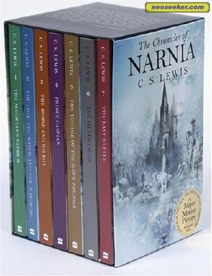 Chronicles of Narnia by C. S. Lewis