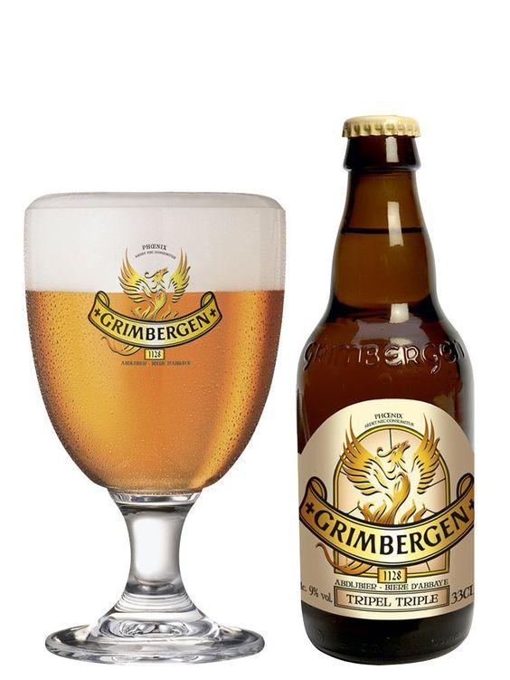 Bia Grimbergen Tripel 9%