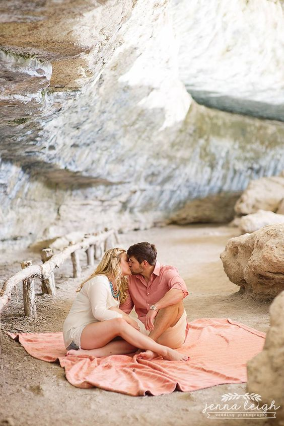 Sneak peek from tonight's magical engagement session at Hamilton Pool. It took me about an hour to decide which photo to post because it was just such an AMAZING session. I'll be posting much more tomorrow