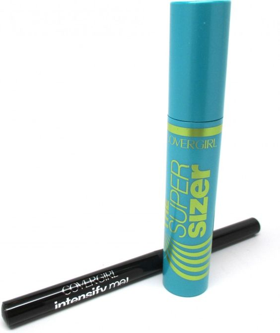 CoverGirl SuperSizer Mascara and Intensify Me Liquid Liner, RagingRouge.com