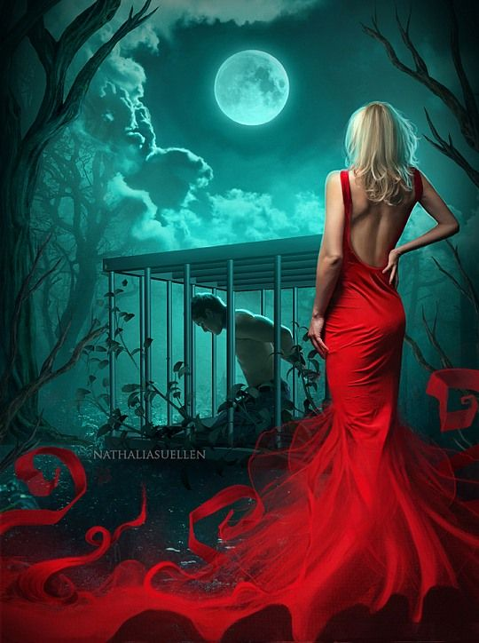 Revenge Is Sweet by Nathalia Suellen