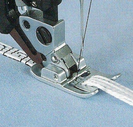 Las cosillas de Dito´s: Prensatelas de Cordon - cording foot, 3 HOLE 5 HOLE Y 7 HOLE