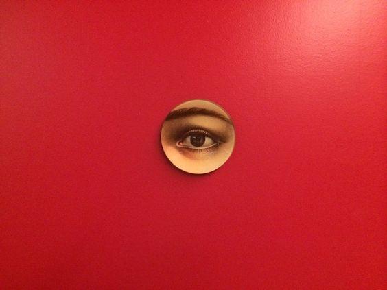 Tão de olho em você