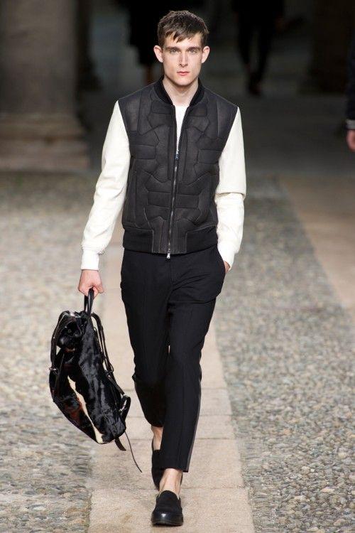 Neil Barrett Menswear SS13