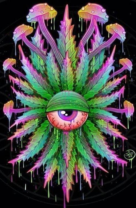 weed eye