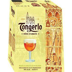 Bia Tongerlo Blonde 6% - Chai 330ml