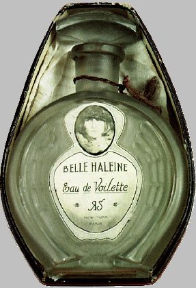 Marcel Duchamp,  Belle Haleine: Eau de voilette, 1921