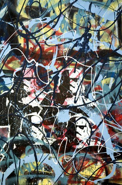Post Graffiti Rene Gagnon Fine Art  Postgraffiti Abstract Expressionism  Art .