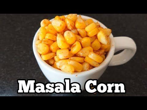 Masala Corn Recipe In Tamil Masala Corn Recipe Sweet Corn