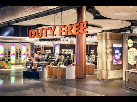 Novyj Aeroport Stambul Obzor Dyuti Fri Istanbul Airport Duty Free