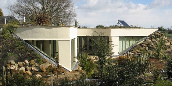 Norfolk insulation and earth sheltered homes on pinterest for Earth sheltered homes cost