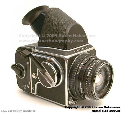 great website explaining differences between Hasselblad models.