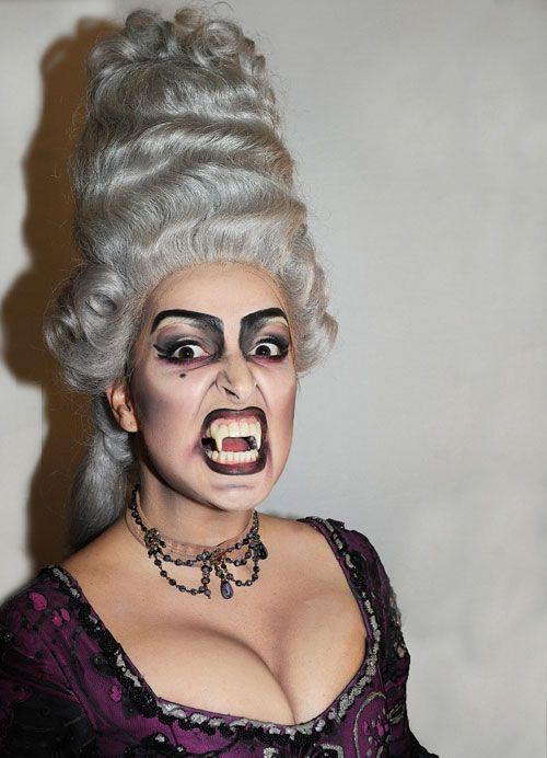 schminkanleitung aus tanz der vampire schminken pinterest karneval mardi gras und. Black Bedroom Furniture Sets. Home Design Ideas