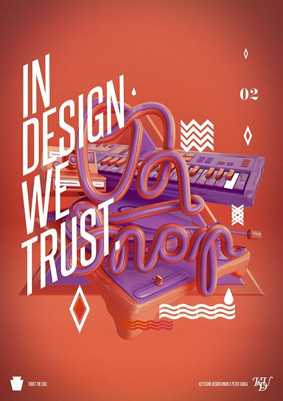 InDesign We Trust.