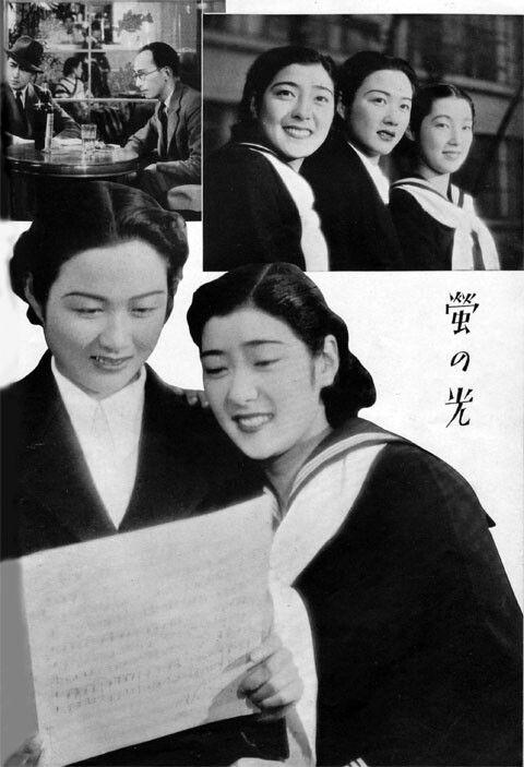 1938年 蛍のひかり | ヴィンテージ映画, 古い写真, 映画