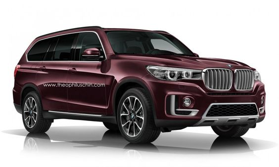 BMW X7, the Most Ever Luxurious 7-Seater in the Lineup
