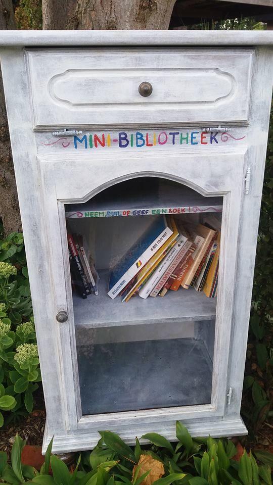 Mini-bibliotheek Reet